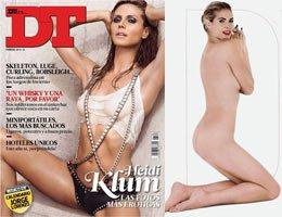 Heidi Klum...''EN SEKSİ BENİM!''...