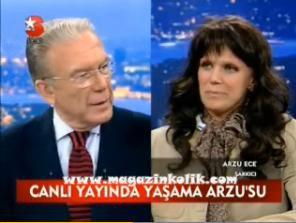 Arzu Ece... EUROVİSİON TEMSİLCİMİZİN KANSER SAVAŞI !..
