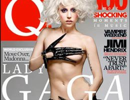 Lady Gaga...KADINLIĞINI GÖSTERDİ!...
