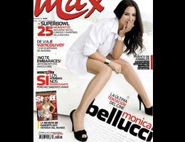 Monica Bellucci...''ARZULARIN KADINI ''SOYUNDU!...