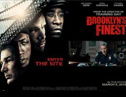 Richard Gere?BOMBA GİBİ BİR POLİSİYE `'BROOKLYN'S FİNEST''!....