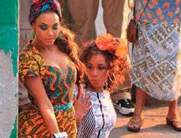 Beyonce-Alicia Keys...RİO'DA İKİ FAHİŞE OLDULAR!...