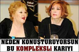 """Fasl-ı Şahane""... YİNE MUAZZEZ ABACI, YİNE OLAY!"
