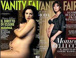 Monica Bellucci...5 YIL ÖNCE 5 YIL SONRA!...