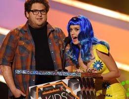 Katy Perry...ÖDÜL TÖRENİNDE EŞEK ŞAKASI!...