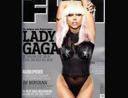 Lady Gaga..SEKSİ TURDA SON DURAK ALMANYA!....