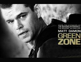 """Matt Damon... BİR ABD-IRAK SAVAŞI DAHA VİZYONDA; """"GREEN ZONE"""""""