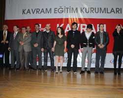 KAVRAM ÖDÜLLERİ SAHİPLERİNİ BULDU!