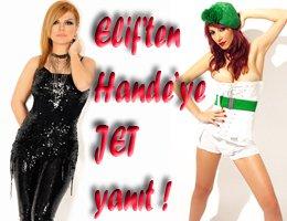 """Elif Karlı- Hande Yener... """"ENERJİ"""" TARTIŞMASI ORTAMI GERDİ !"""