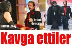 Orhan Gencebay-Bülent Ersoy... İMDADA REKLAM ARASI YETİŞTİ!...