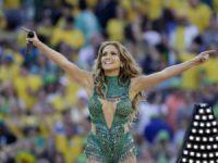 Jennifer Lopez... DÜNYA KUPASI`NI SAMBAYLA AÇTI!