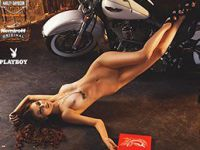 Harley Davidson...2015 TAKVİMİ ÇOK SEKSİ!...