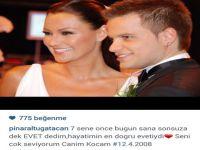 Pınar Altuğ Atacan... 7. YILA ÖZEL, AŞK MESAJI !..