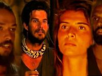 Survivor All Star... ÜNLÜLER TAKIMI ERİDİ, BİTTİ!