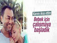 """Serdar Ortaç... """"KARIMI İKNA ETTİM, BEBEK İÇİN ÇALIŞMAYA BAŞLADIK"""" !.."""