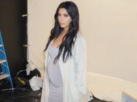 Kim Kardashian... BEBEĞİN ADI BELLİ OLDU!