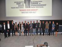 """""""5. Uluslararası Suç ve Ceza Film Festivali """"... ÖDÜLLER SAHİPLERİNİ BULDU !.."""