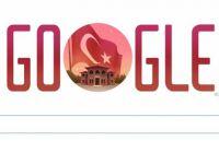 GOOGLE'DAN CUMHURİYET BAYRAMI  LOGOSU!