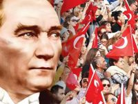 ÜNLÜ İSİMLERDEN CUMHURİYET BAYRAMI MESAJLARI!