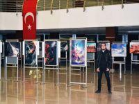 """ı """"Atatürk Resimleri Sergisi""""... ULU ÖNDER ATATÜRK'E SAYGI SERGİSİ !.."""