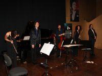 16. Antalya Piyano Festivali... GENÇ BESTECİLERİ AĞIRLADI !..