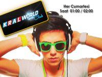 """ÜNİVERSİTELİLER """"KRAL WORLD RADIO"""" DEDİ!"""
