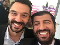 Hakan Bilgin-Emir Benderlioğlu... YILLAR SONRA AYNI DİZİDE BİR ARADA !..