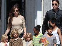 Angelina Jolie - Brad Pitt... VELAYET SAVAŞI DEVAM EDİYOR!..