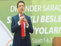 """Dr. Ender Saraç... """"TÜRK HALKI GİZLİ DEPRESYONDA, BU NEDENLE KİLO ALIYORUZ""""!.."""