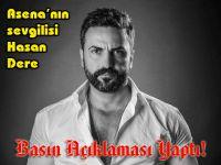 Hasan Dere...SUSKUN DAMAT ADAYI SESSİZLİĞİNİ BOZDU!
