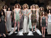 Tuvanam Haute Couture... GÖZ KAMAŞTIRAN KOLEKSİYON!