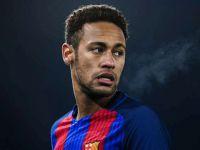 Barcelona'nın Brezilya'lı yıldızı Neymar... BARDAK ÇEKTİRME FURYASINA  KATILDI!