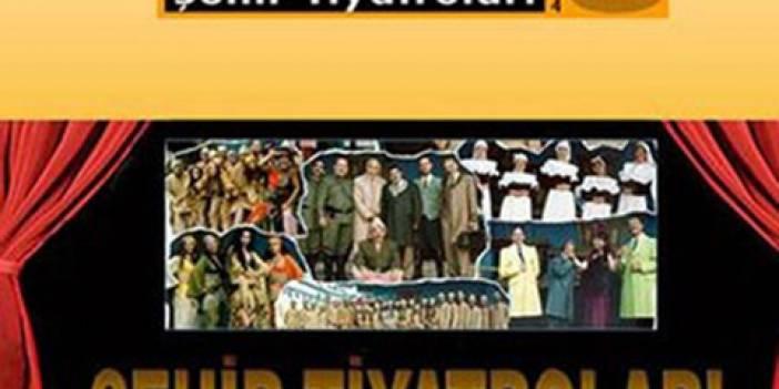 İBB Şehir Tiyatroları...SALONDAN YAYIN'DA BU HAFTA!