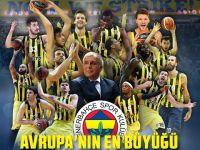 Fenerbahçe... AVRUPA'NIN EN BÜYÜĞÜ!...