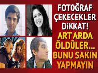 FOTOĞRAF ÇEKECEKLER DİKKAT! BUNU SAKIN YAPMAYIN!