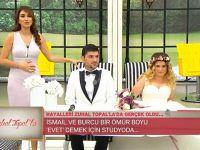 Zuhal Topal'la... İSMAİL İLK AŞKI BURCU İLE EVLENDİ!