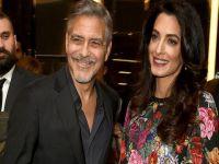 George - Amal Clooney... İKİZ BEBEKLERİ DÜNYAYA GELDİ!..