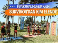 Survivor... ÖYLE BİRİ ELENDİ Kİ, YARIŞMANIN KURALLARI DEĞİŞTİ!