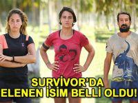 Survivor 2017… İŞTE ADAYA VEDA EDEN İSİM