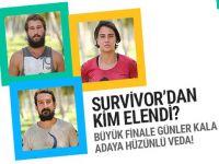 Survivor... FİNALE 5 GÜN KALA ADAYA KİM VEDA ETTİ?