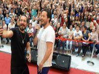 """Doğukan Manço -  Aydın Kurtoğlu... """"BABALAR GÜNÜ """"İÇİN AFYON'DA AYNI SAHNEDE!.."""