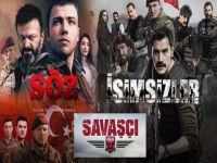 ASKER DİZİLERİ EKRANLARA DAMGA VURDU!..