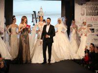 Gelin Damat Fashion Day 2018... 51 MODACI İLE GÖRSEL ŞÖLEN!..