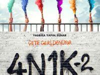 4N1K 2... TEASER AFİŞ GELDİ!