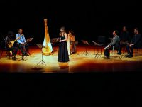 Uluslararası Etno Müzik Festivali... ARAKAN'A AĞITLA AÇILDI!