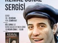 Kemal Sunal... ANISINA BİR SERGİ DAHA!