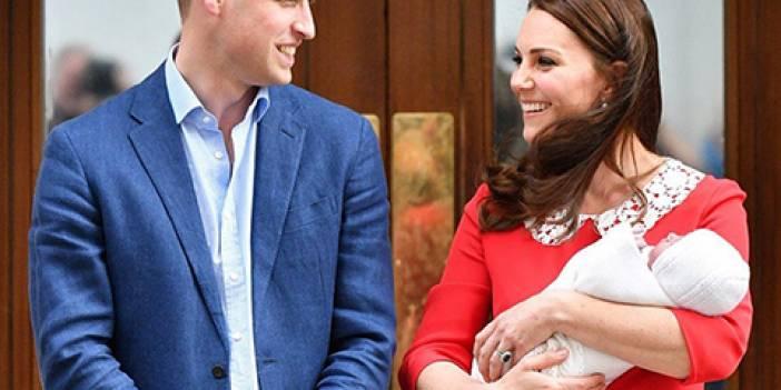 Cambridge Düşesi Kate Middleton... YENİ PRENSLE İLK POZ!