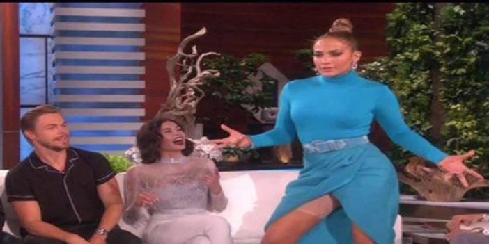 Jennifer Lopez... DÜZGÜN BACAKLARININ SIRRI ORTAYA ÇIKTI!