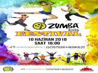 Zumba Kids Festivali... TÜRKİYE'DE BİR İLK!..