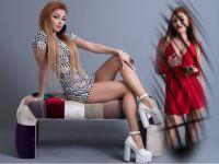 Azeri kızı Leyla… DİKKAT ÇARPAR!..TÜRK-AZERİ KOKTEYLİ